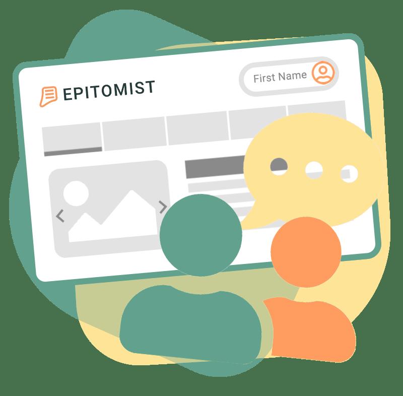 Epitomist - In-Depth Interviews