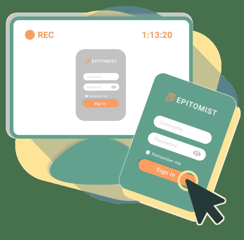 Epitomist - Usability Testing