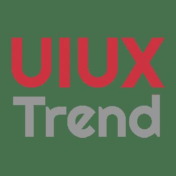 UIUXTrend - Vertical Logo